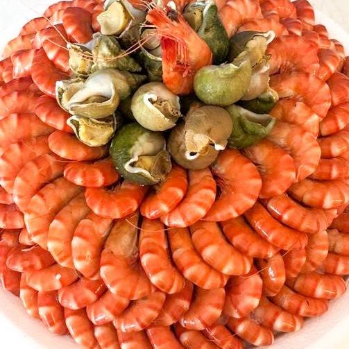 Crevette Bio Madagascar