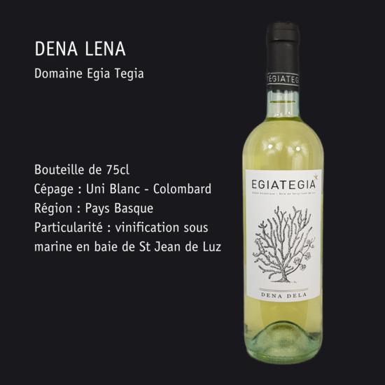 EGIATEGIA Dena Lena