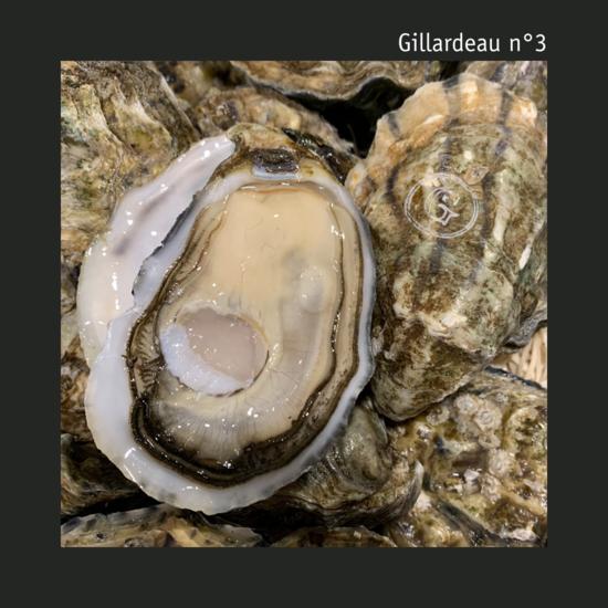 La douzaine - Gillardeau n°3