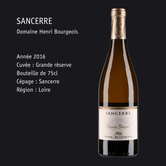 Sancerre - Famille Bourgeois