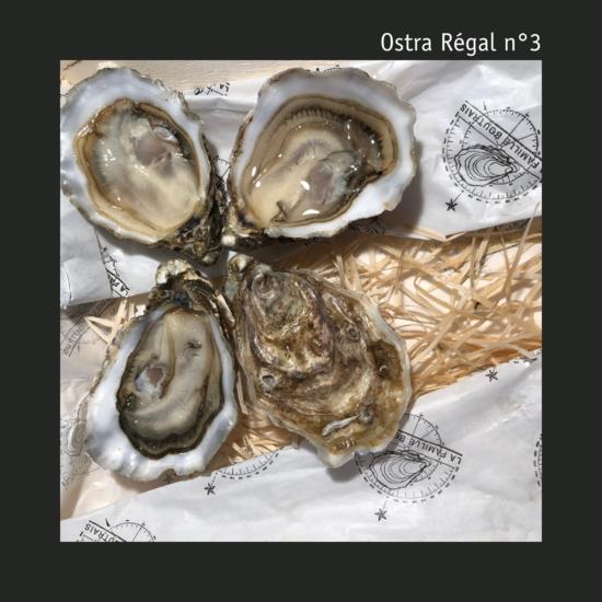 La douzaine - Ostra Régal n°3