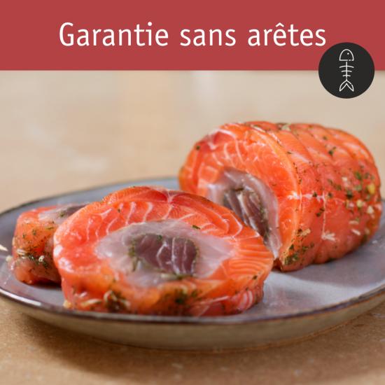 Roti saumon-cabillaud (à cuire)